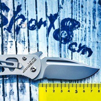 Malý vreckový nôž PTERYX L2 Short s 8cm čepeľouMalý vreckový nôž PTERYX L2 Short s 8cm čepeľou