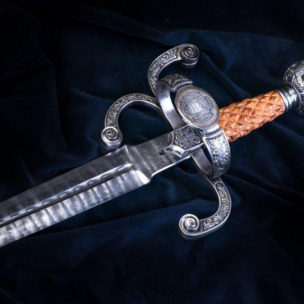 Dar - meč pre knieža Alberta II